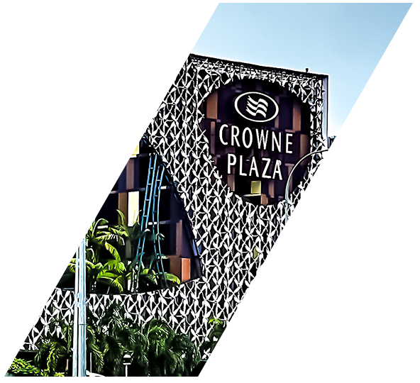 Crowne Plaza Singapore